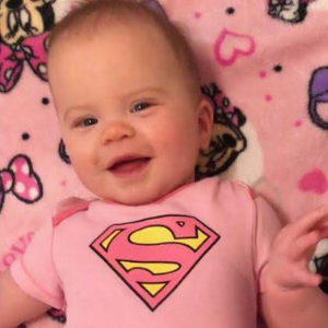 Baby 7 supergirl