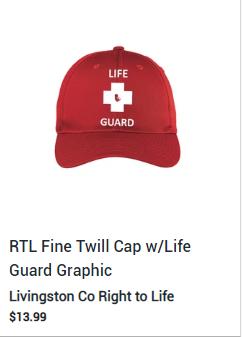 Life Guard Hat
