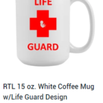 Life Guard Prolife Mug