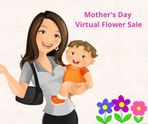 Mothers day virtual flowers