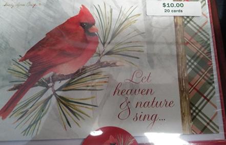 #5 Cardinal - Let heaven