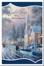 #8 Thomas Kinkade God's Love