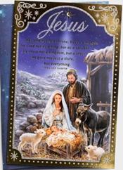 #9 Jesus - Nativity